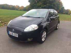 FIAT PUNTO 1.4 SPORT, New MOT, Recent service and TIMING BELT. Not Corsa, 206, Fiesta or Polo