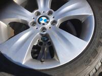X5 BMW 2009 alloy 19 in wheels