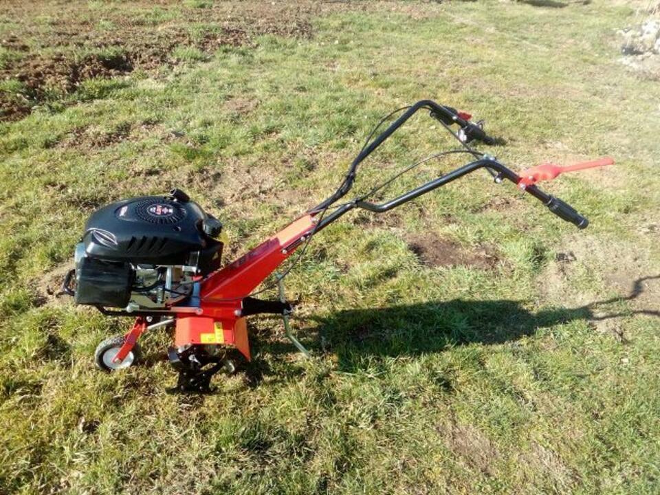 Gartenfräse - Motorhacke - Bodenfräse in Delligsen