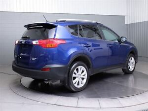 2014 Toyota RAV4 LIMITED AWD MAGS TOIT CUIR NAVIGATION West Island Greater Montréal image 6