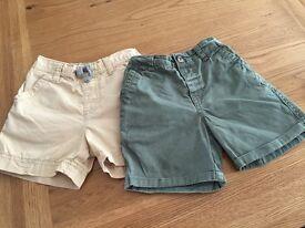Shorts 12-18 months