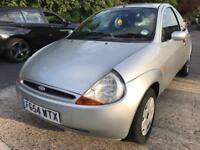 FORD KA ZETEC 2004 1.3 / 83500 MILES / DEC 2018 MOT / SERVICE HISTORY / 1 PREVIOUS OWNER / £695