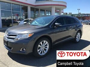 2013 Toyota Venza PREMIUM PKG PANORAMIC ROOF HEATED BLACK LEATHE