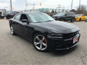 2017 Dodge Charger SXT PLUS**LEATHER HEATED SEATS**POWER SUNROOF