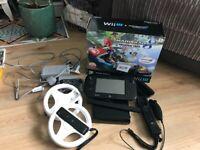 Wii u bundle (32gb)