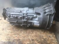 BMW E46 330d 330Cd Manual Gearbox 6 Speed 7522202