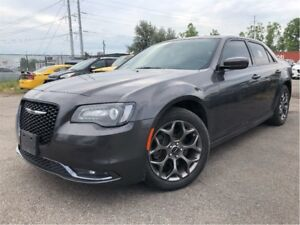2015 Chrysler 300 S AWD LEATHER NAVIGATION PANORAMIC ROOF