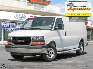 2016 GMC Savana 2500 ***Cargo van with AC, power windows***
