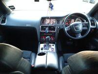 Audi Q7 3.0 V6 TDI S-Line Turbo,Quattro,Diesel,Semi Auto,SUV, 7 Seater