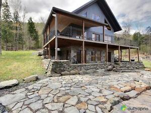 575 000$ - Maison 3 étages à vendre à Mansonville