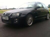 MG ZR 2004 Mot to June 2017 Great Driving, Great Looking, Great Price £675 ono