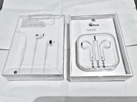 Genuine and Original Apple EarPods-Headphones-Earphones with Remote and Mic