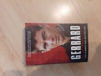 Steve Gerrard autobiography