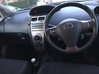 2009 Toyota Yaris 52,000 miles