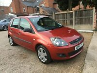 Ford Fiesta 1.4 TD Zetec Climate 5dr, FULL MAIN DEALER SERVICE HISTORY, ONE PREVIOUS OWNER, TWO KEYS