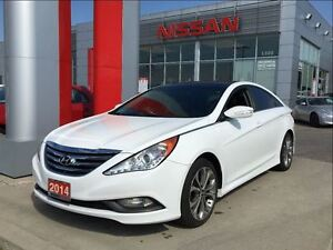 2014 Hyundai Sonata SE, leather, panoramic roof, Htd front/rear