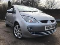 Mitsbishi Colt Convertible Only 33k Miles Full Years Mot Service History Cheap To Run And Insure !
