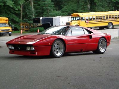 288 GTO Body Kit for Ferrari 288, 308 and 328 Models