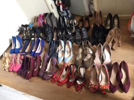 Women's shoes sizes 3-9 UK