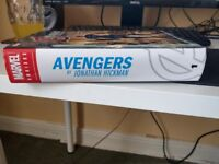 Avengers by Hickman Omnibus Vol 1