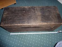 ANTIQUE CARPENTERS TOOL CHESTS