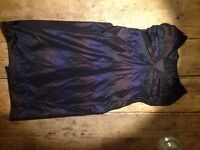 All Saints Freja corset dress size 8