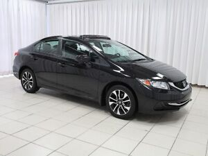 2015 Honda Civic QUICK BEFORE IT'S GONE!!! SEDAN w/ BACKUP CAMER