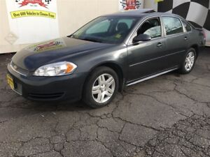 2013 Chevrolet Impala LT. Auto, Sunroof, Only 58,000km