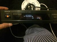 DENON TU-260L DIGITAL RADIO, IN GOOD WORKING CONDITION.