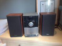 Sony hi-fi sound system
