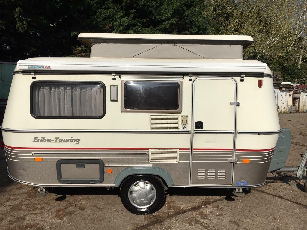 eriba triton 430 in norwich norfolk gumtree