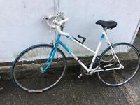 Raleigh road racer bike large