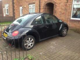 Vw beetle spares or repair