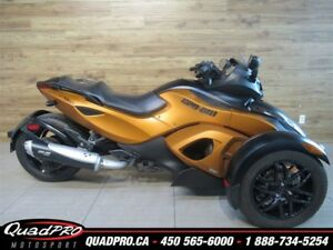 2011 Can-Am Spyder RS-S SM5 54.13$/SEMAINE