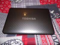 Toshiba Satelite L750 refurbished and upgraded