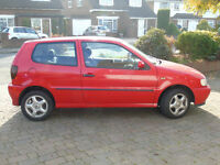 1999 VW Polo 79000 miles. Great first car