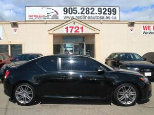 2011 Scion TC Leather, Sunroof, WE APPROVE ALL CREDIT