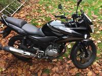 Honda CBF 125 MOT until August 2017 £1395