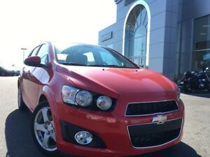 2016 Chevrolet Sonic LT, SUNROOF, BACKUP CAM, $93* BI-WEEKLY