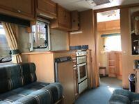 Abbey Freestyle 470/2 caravan