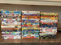 Children's DVDs x76