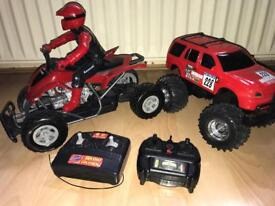 Large Remote Control Vehicles with RC Functions