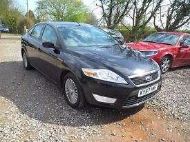 2007'57 FORD MONDEO 2.0 TDCi 140-HATCH-6 SPEED-NEW MOT-126K-TOWPACK