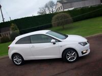 2012 SEAT IBIZA FR CR TDI 3 DOOR *£30 ROAD TAX*LOVELY CAR!!!
