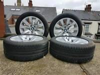 Alloy wheels original bmw