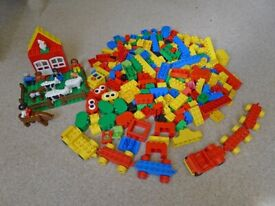 Duplo Bricks