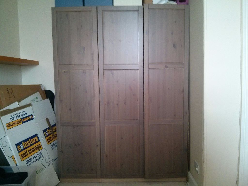 IKEA PAX Wardrobe with Hemnes Doors in Craiglockhart, Edinburgh Gumtree