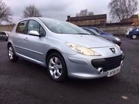 2006 PEUGEOT 307 1.6 HIS S++FULL SERVICE HISTORY++12 MONTH M.O.T++ DIESEL++