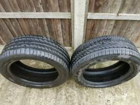 2 Very Good Tires For Sale