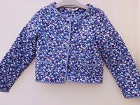 Like NEW 6-7 y girls jacket